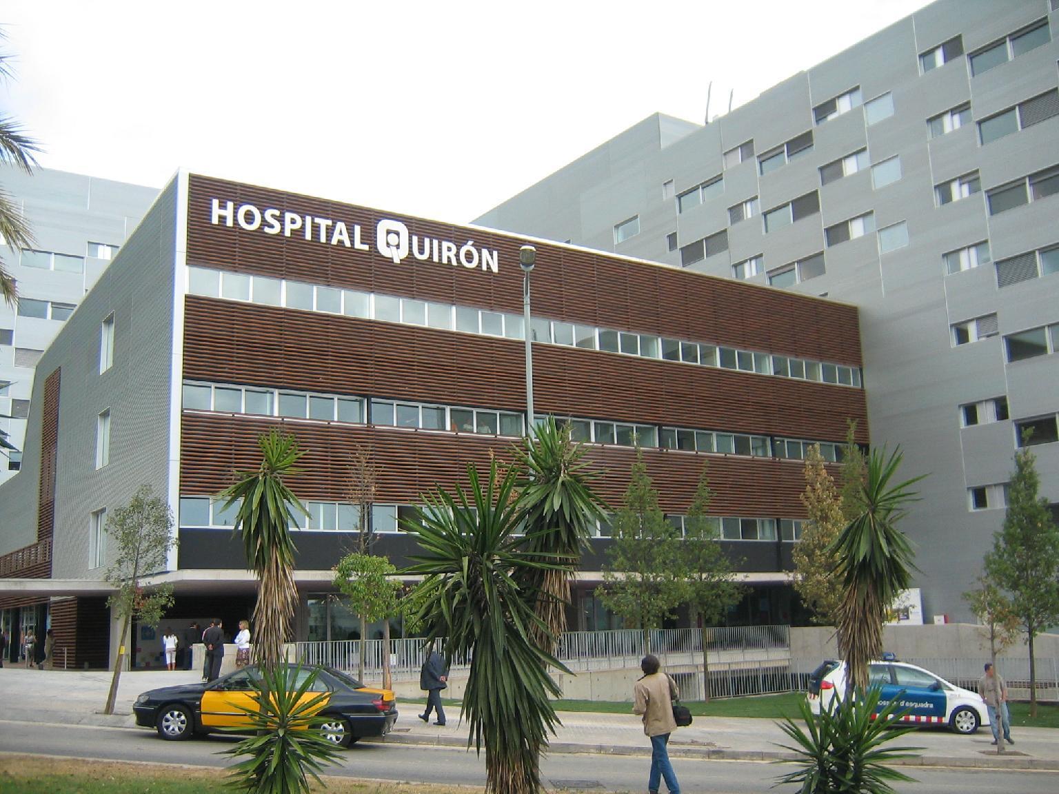 Клиника Quirón в Барселоне