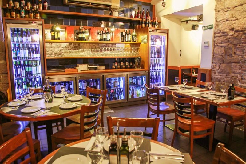 Ресторан Taller de Tapas в Барселоне