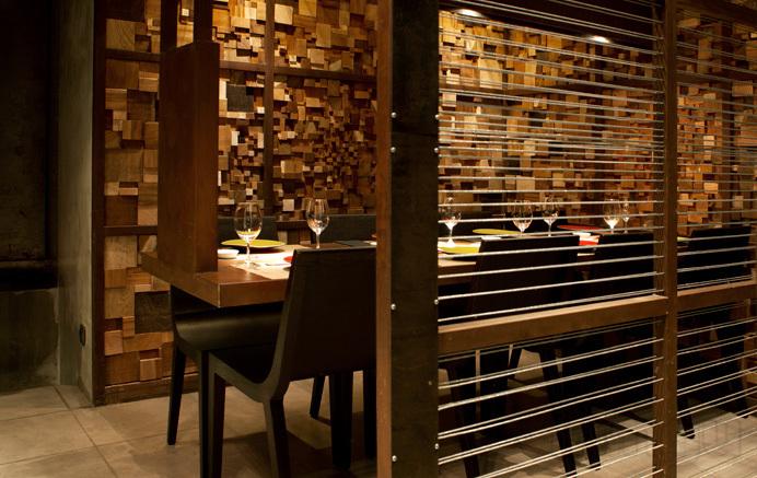Японский ресторан KUO в Барселоне