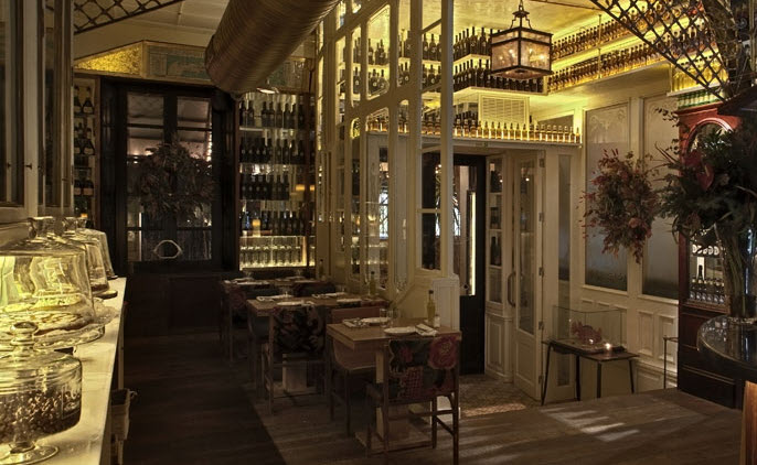 Ресторан Boca Grande в Барселоне