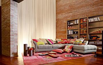 Мебельный магазин Барселоны Roche Bobois