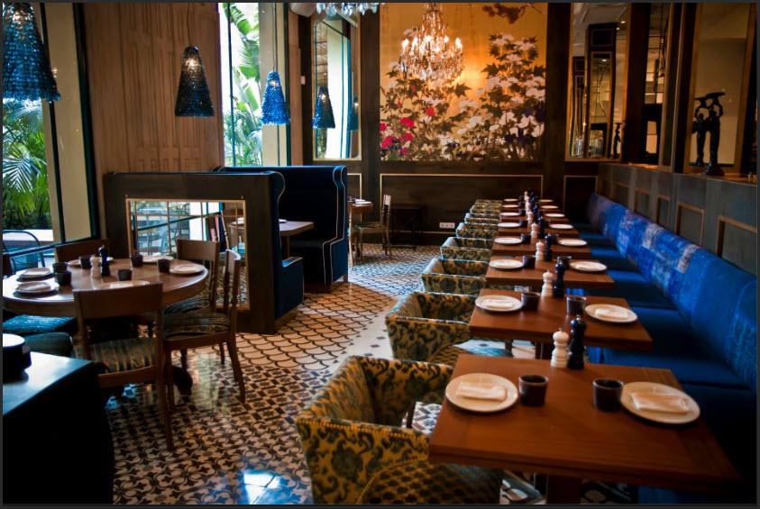 Ресторан Chez Coco в Барселоне