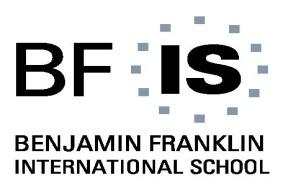 Международная школа Бенджамина Франклина