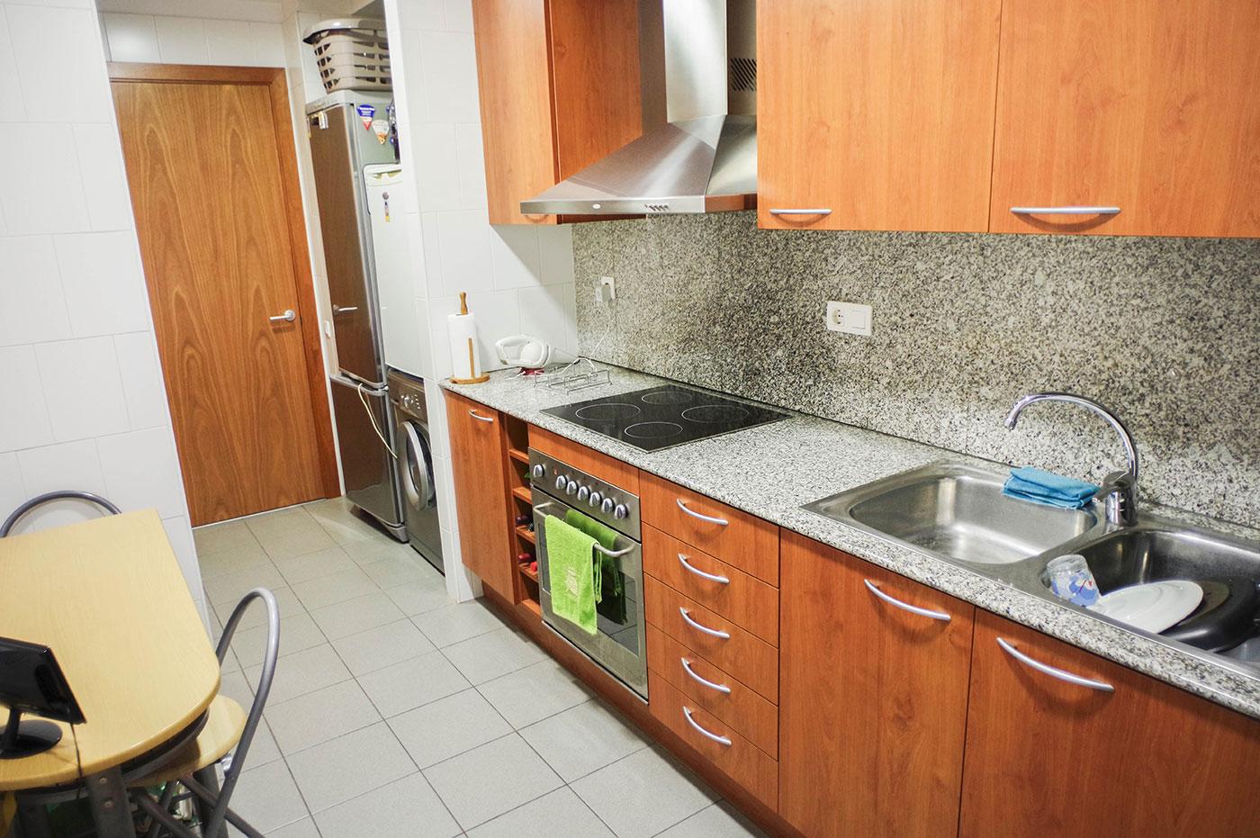 Испания купить квартиру бадалона