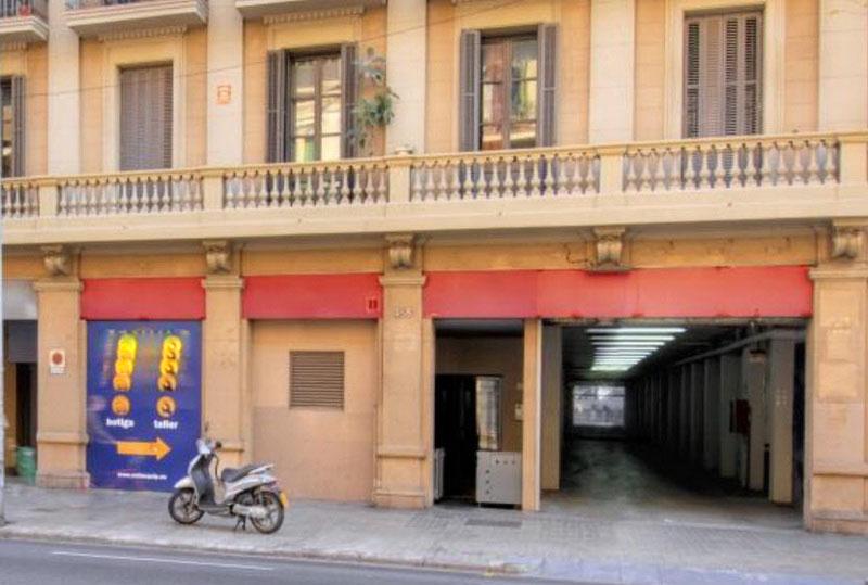 Недвижимость коммерческая испания
